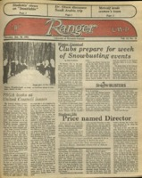 The Parkside Ranger, Volume 13, issue 16, January 24, 1985