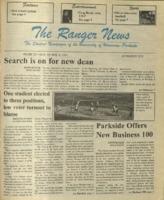 The Ranger News, Volume 25, issue 24, April 3, 1997
