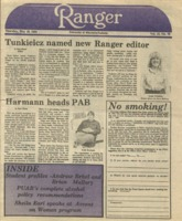 The Parkside Ranger, Volume 12, issue 30, May 10, 1984