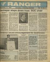 The Parkside Ranger, Volume 16, issue 2, September 10, 1987