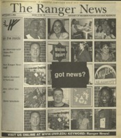 The Ranger News, Volume 34, issue 1, September 2, 2003