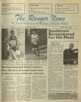 The Ranger News, Volume 25, issue 1, September 5, 1996