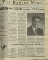 The Ranger News, Volume 27, issue 7, October 29, 1998