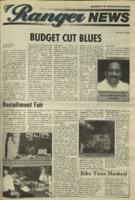 Ranger News, Volume 23, issue 5, September 29, 1994