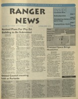 Ranger , Volume 24, issue 20, February 29, 1996