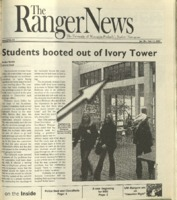 The Ranger News, Volume 33, issue 8, January 30, 2003
