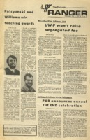 The Parkside Ranger, Volume 2, issue 31, May 8, 1974