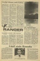 The Parkside Ranger, Volume 4, issue 25, March 24, 1976