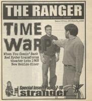 The Ranger , Volume 29, issue 2, February 24, 2000