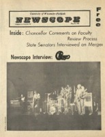 Parkside's Newscope, Volume 3, Issue 16, May 17, 1971
