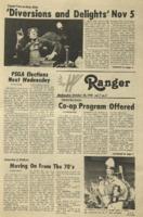 The Parkside Ranger, Volume 7, issue 7, October 18, 1978