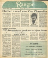 The Parkside Ranger, Volume 12, issue 21, March 1, 1984