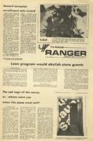 The Parkside Ranger, Volume 2, issue 19, February 6, 1974