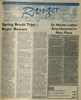 Ranger , Volume 24, issue 16, February 1, 1996