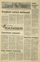 The Parkside Ranger, Volume 3, issue 4, July 31, 1974