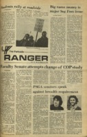 The Parkside Ranger, Volume 4, issue 22, March 3, 1976