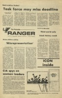 The Parkside Ranger, Volume 3, issue 24, February 12, 1975