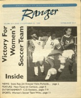 Ranger , Volume 24, issue 3, September 21, 1995