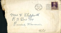 Letter from Daniel Klapproth to his mother while stationed in Fort Amador, Canal Zone, November 16, 1941