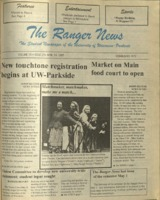 The Ranger News, Volume 25, issue 27, April 24, 1997