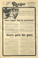 The Parkside Ranger, Volume 6, issue 16, December 14, 1977