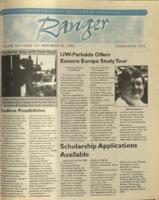 Ranger, Volume 24, issue 12, November 30, 1995