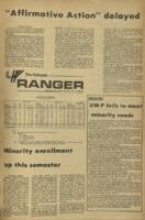 The Parkside Ranger, Volume 2, issue 4, September 26, 1973