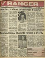 The Parkside Ranger, Volume 16, issue 12, November 19, 1987
