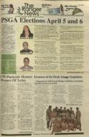 The Ranger News, Volume 36, issue 24, April 4, 2006