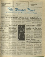 The Ranger News, Volume 25, issue 21, March 6, 1997