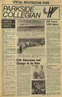 Parkside Collegian, Volume 1, issue 16, August 1, 1970