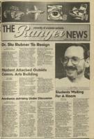 The Ranger News, Volume 22, issue 8, October 21, 1993