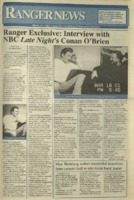 The Ranger News, Volume 22, issue 23, March 31, 1994