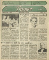 The Parkside Ranger, Volume 13, Issue 26, April 11, 1985