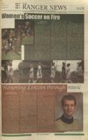 The Ranger News, Volume 39, issue 5, October 7, 2008